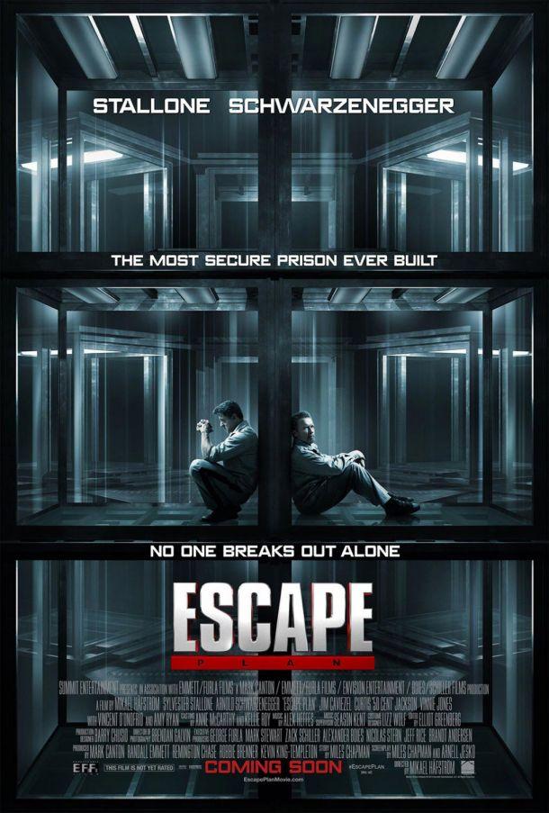 escape plan 2 - Review Filem Escape Plan