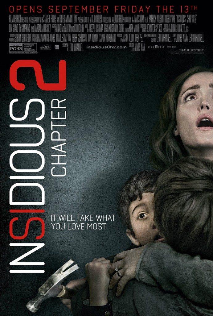 Review Filem Insidious 2