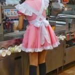 mc donald 4 150x150 - Seksi! Pakaian Pekerja McDonald's Di Taiwan