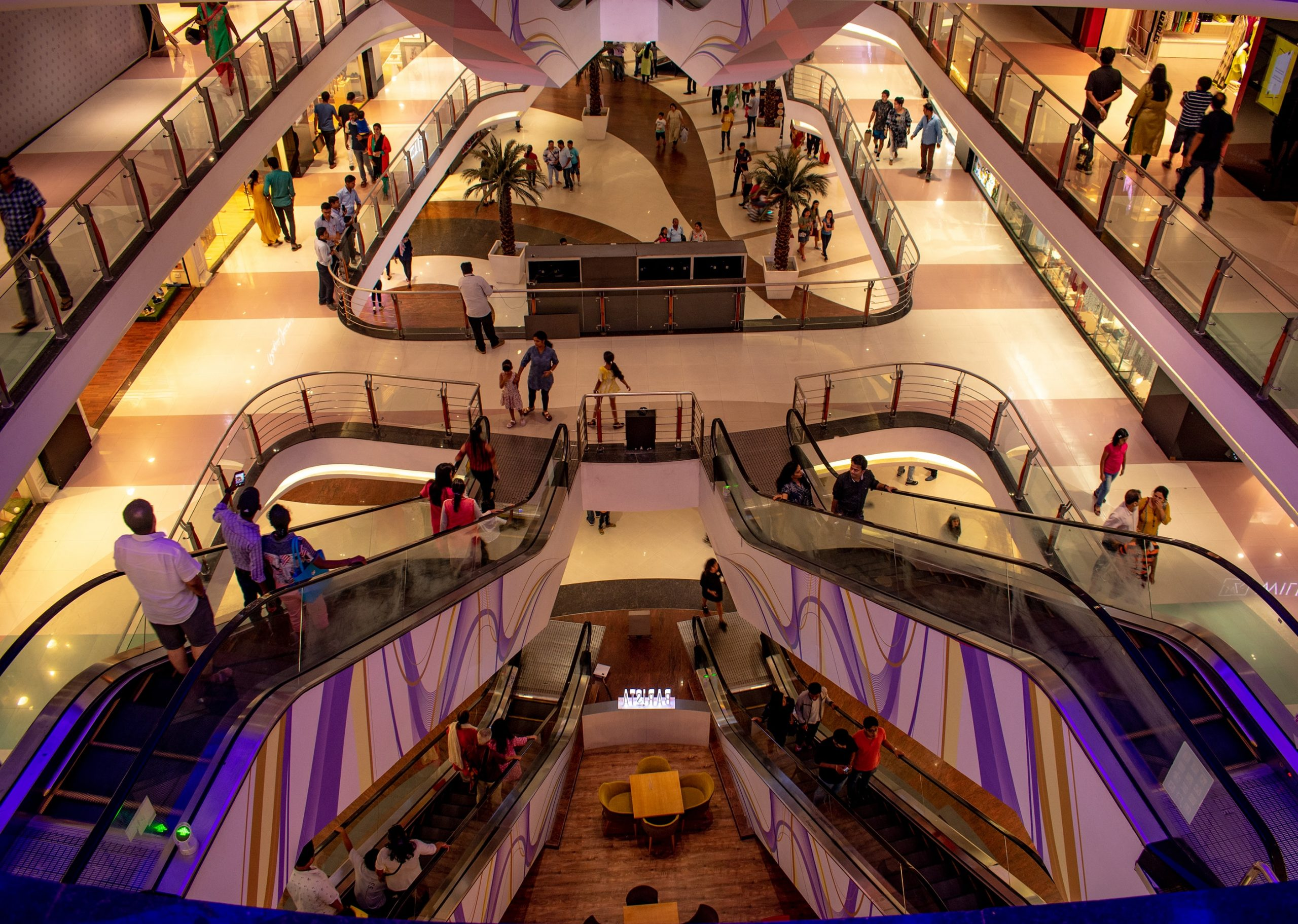 malls scaled - How A Mall Management System Is Beneficial For Your Future Mall Plans
