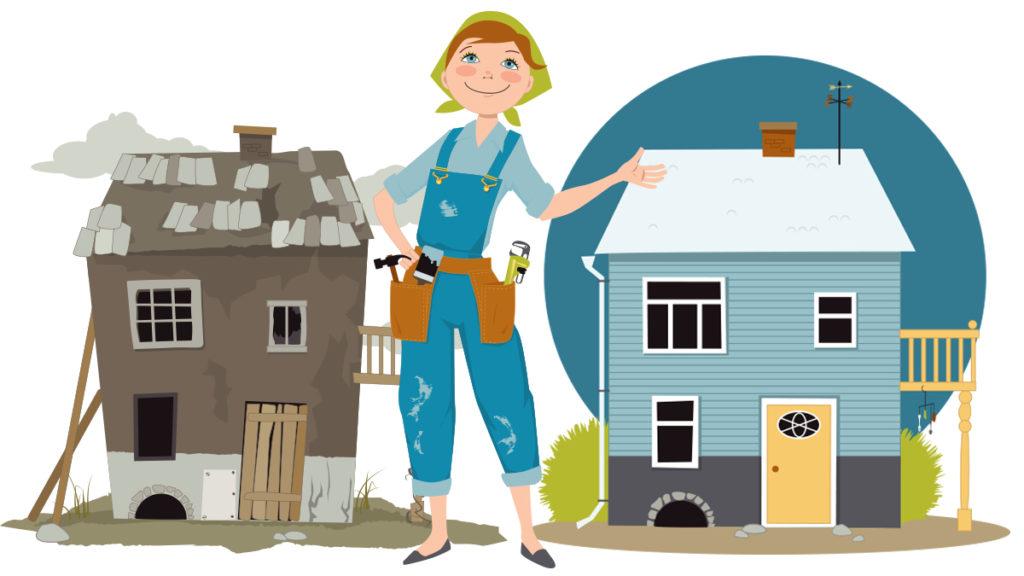Flipping Houses - Cara Menghidupkan Harta Anda Ke Perniagaan