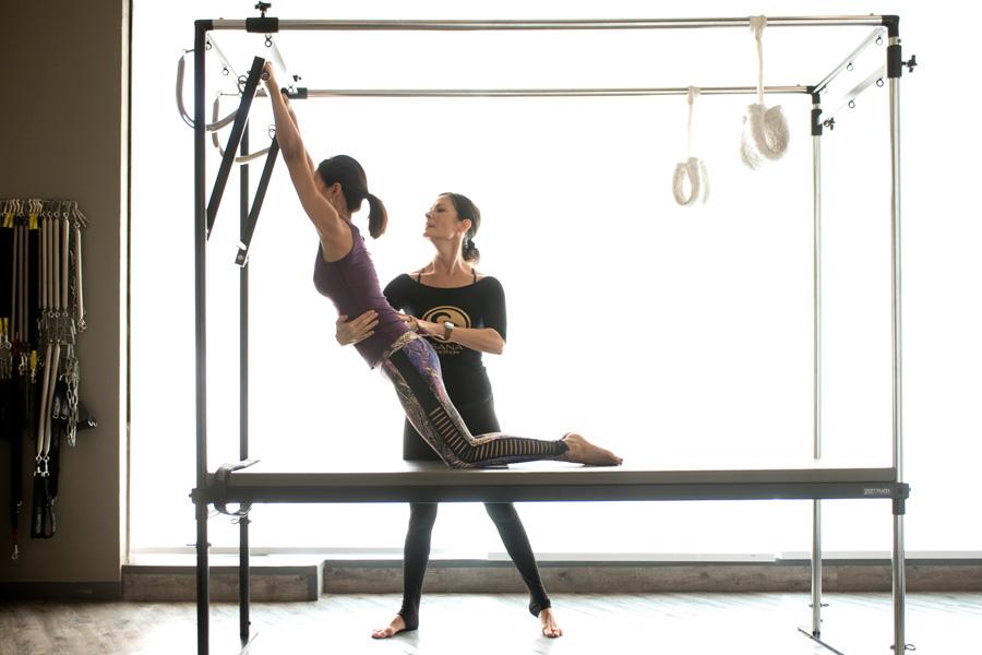 Pilates Private Pilatesstation Bangkok - Tips In Living Healthily
